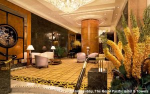 Royal Pacific Lobby